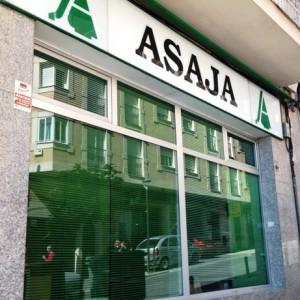 fachada de la oficina provincial de ASAJA-Jaén