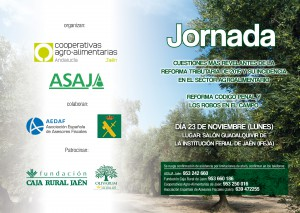 DIPTICO JORNADA OLIVAR.indd