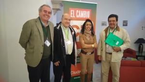 Reunión ASAJA-Ciudadanos