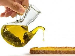 tostada aceite