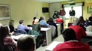 reunión técnicos PAC 2016