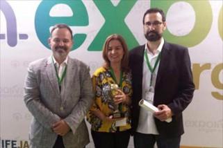 Alicia Vives, nueva directora de Interprofesional del Aceite de Orujo