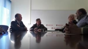 reunión alcalde andújar