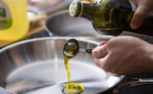 aceite de oliva freír