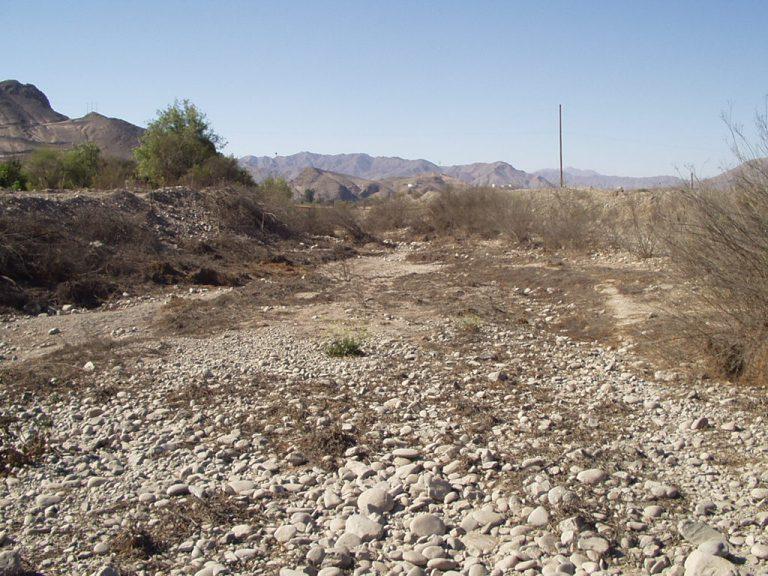 El 20% del territorio español se ha desertificado