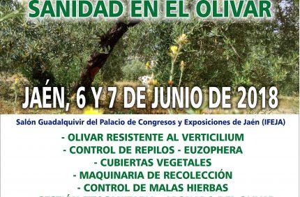 Jornadas de Olivar los días 6 y 7 de junio. Inscríbete!