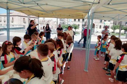 Pieralisi patrocina los desayunos saludables en Jaén