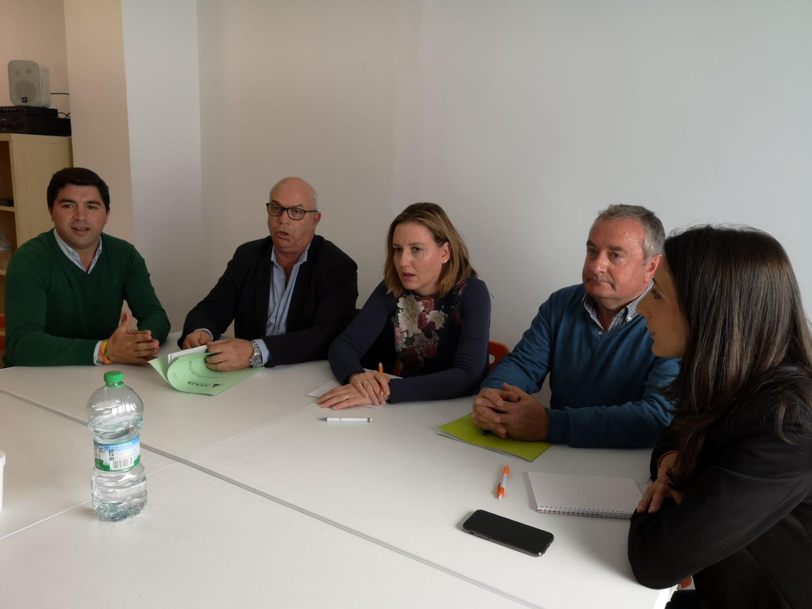 Explicamos a Ciudadanos Lo que el Campo de Jaén necesita