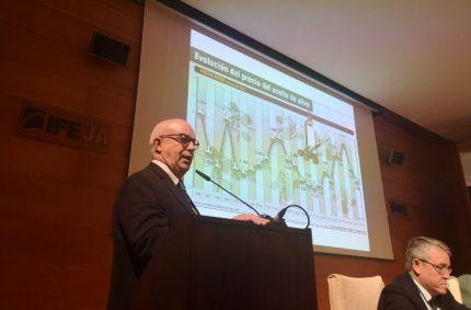 Hablamos en Expoliva de precios, mercados y rentabilidad del olivar
