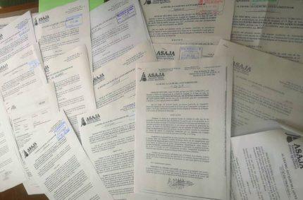 Cerca del 30% de los pueblos de Jaén ya tiene nuestras mociones para bajar los impuestos agrarios