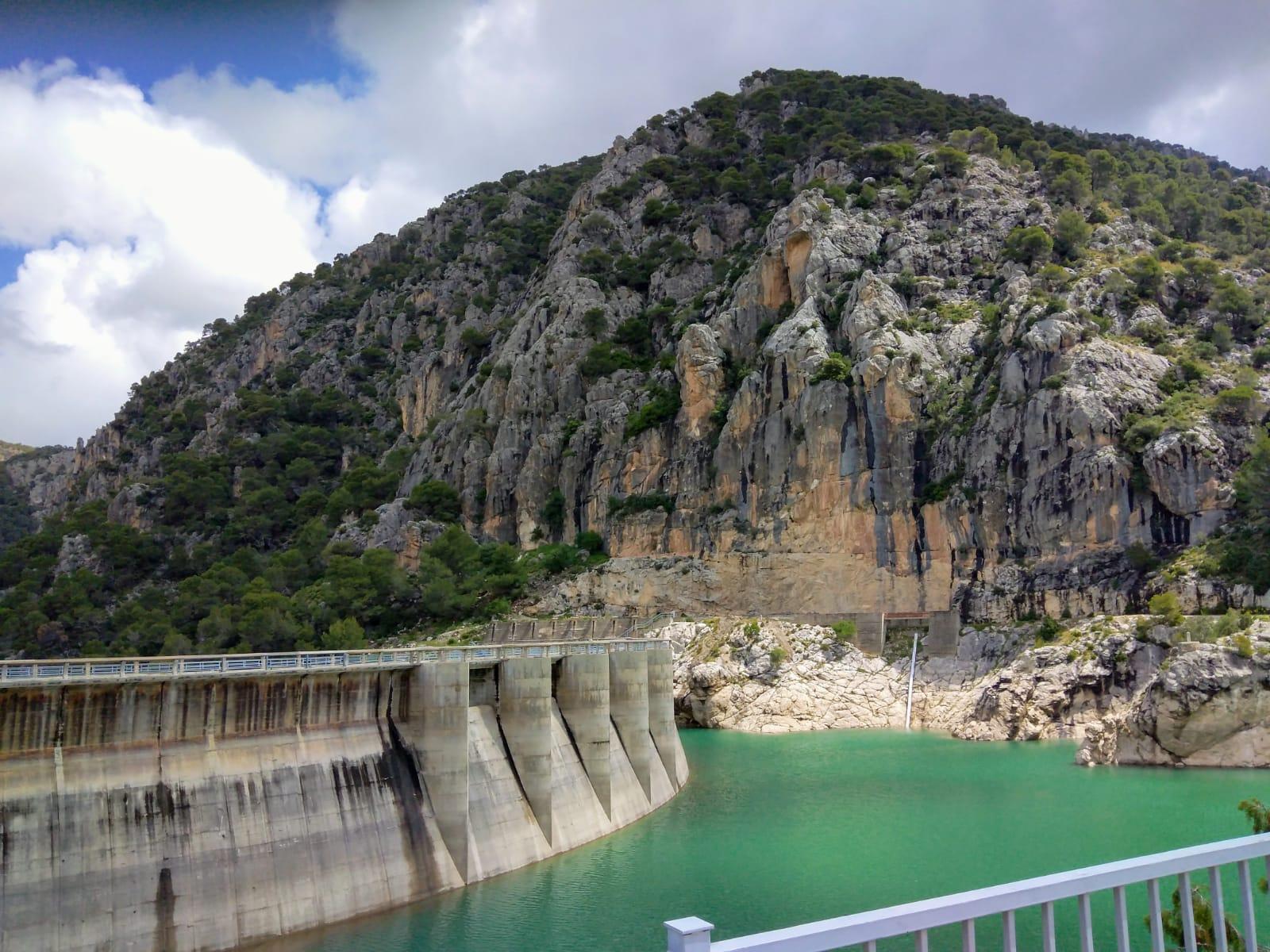 La reserva hídrica sigue a la baja